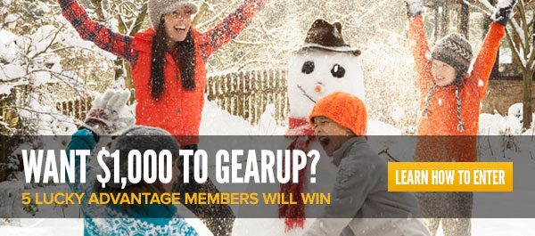 Want $1,000 to GearUp?